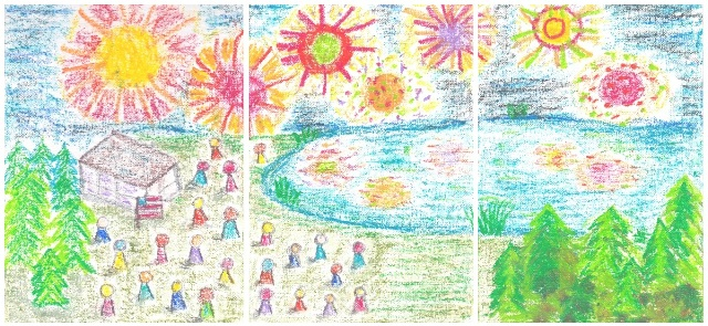 2014_Phoebe Chien - 4th grade - Collage - Copy